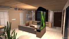 Raumgestaltung Living Room 3 (pooja change) in der Kategorie Wohnzimmer