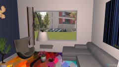 Raumgestaltung living room A in der Kategorie Wohnzimmer