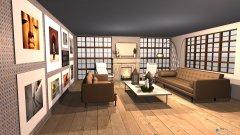 Raumgestaltung Living Room - Color in der Kategorie Wohnzimmer