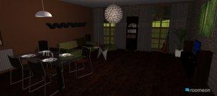 Raumgestaltung Living room desing in der Kategorie Wohnzimmer