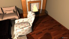 Raumgestaltung Living room fireplace in der Kategorie Wohnzimmer