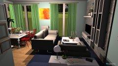 Raumgestaltung living room v3 in der Kategorie Wohnzimmer