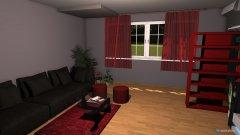 Raumgestaltung living room in der Kategorie Wohnzimmer