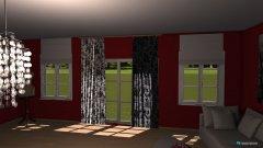 Raumgestaltung Livingroom b+r in der Kategorie Wohnzimmer
