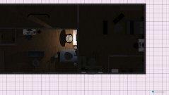 Raumgestaltung livingroom (unfinished) in der Kategorie Wohnzimmer