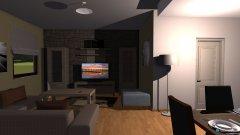 Raumgestaltung Livingroom1 in der Kategorie Wohnzimmer