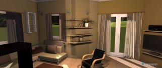 Raumgestaltung Livingroom2 in der Kategorie Wohnzimmer