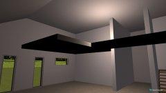 Raumgestaltung Loft 150qm in der Kategorie Wohnzimmer
