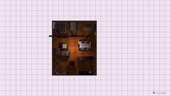 Raumgestaltung Loft 1 in der Kategorie Wohnzimmer