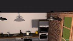Raumgestaltung Loft 2 in der Kategorie Wohnzimmer