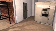 Raumgestaltung Loft 325 juz jak trzeba :) in der Kategorie Wohnzimmer