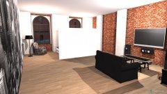Raumgestaltung Loft 325 v3 in der Kategorie Wohnzimmer
