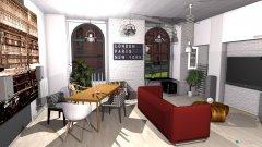 Raumgestaltung Loft 325 v7 open i antresol in der Kategorie Wohnzimmer