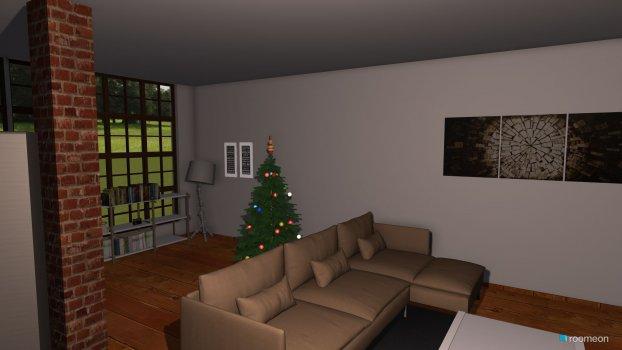 Raumgestaltung Loft1 in der Kategorie Wohnzimmer
