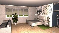 Raumgestaltung LOFT2002 in der Kategorie Wohnzimmer