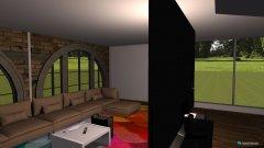 Raumgestaltung Loft in der Kategorie Wohnzimmer