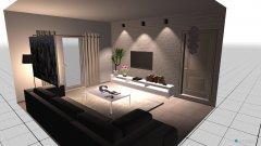 Raumgestaltung Lollar Haus meins in der Kategorie Wohnzimmer