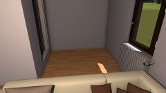 Raumgestaltung lolo stube in der Kategorie Wohnzimmer