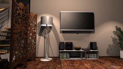 Raumgestaltung Lounge in der Kategorie Wohnzimmer