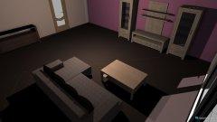 Raumgestaltung Luisa in der Kategorie Wohnzimmer