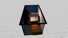 Raumgestaltung Lukas Zimmer in der Kategorie Wohnzimmer