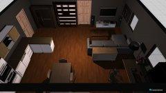 Raumgestaltung Luki in der Kategorie Wohnzimmer