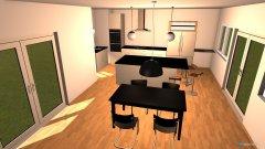 Raumgestaltung Lukket 2 in der Kategorie Wohnzimmer