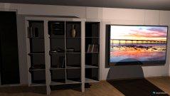 Raumgestaltung Lux Mall Of IStabul 2+1 in der Kategorie Wohnzimmer