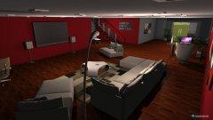 Raumgestaltung Luxury Living Room in der Kategorie Wohnzimmer