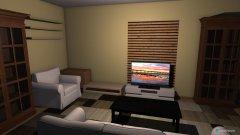 Raumgestaltung lvov in der Kategorie Wohnzimmer
