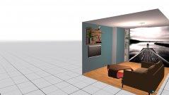Raumgestaltung M N First Living Room in der Kategorie Wohnzimmer