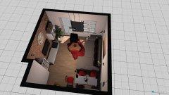 Raumgestaltung M+t wohnung in der Kategorie Wohnzimmer