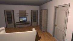 Raumgestaltung M2 in der Kategorie Wohnzimmer