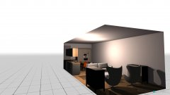 Raumgestaltung m in der Kategorie Wohnzimmer