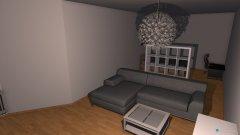 Raumgestaltung Madgirl in der Kategorie Wohnzimmer