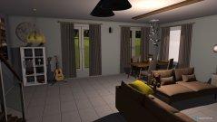 Raumgestaltung Madzia in der Kategorie Wohnzimmer