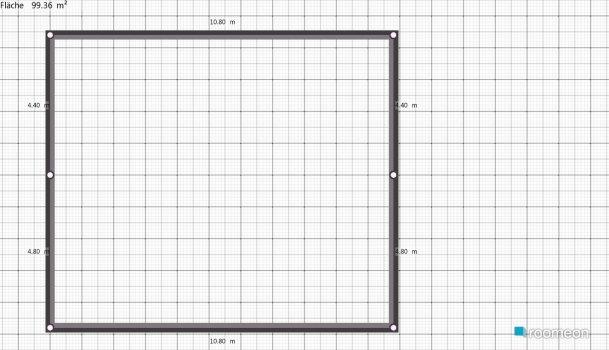 Raumgestaltung mahewu1 in der Kategorie Wohnzimmer