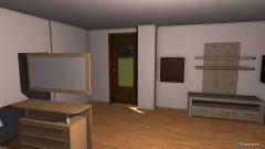 Raumgestaltung maik wohnzimmer in der Kategorie Wohnzimmer