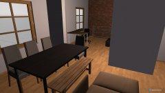 Raumgestaltung maison in der Kategorie Wohnzimmer