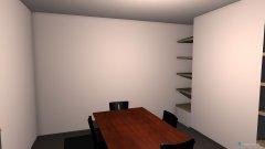 Raumgestaltung Mam's House Actual Measurements in der Kategorie Wohnzimmer