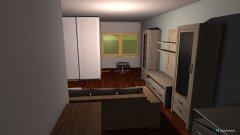 Raumgestaltung Mama's Wohnzimmer in der Kategorie Wohnzimmer