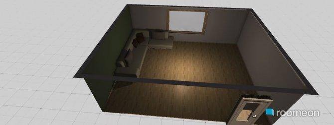 Raumgestaltung Mama in der Kategorie Wohnzimmer