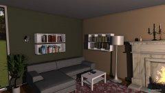 Raumgestaltung Mamas Wohnzimmer in der Kategorie Wohnzimmer