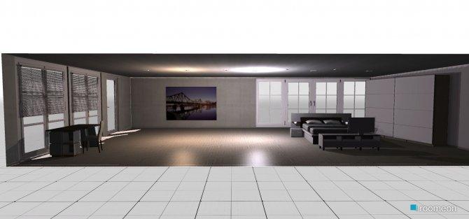 Raumgestaltung MamasWohnraum in der Kategorie Wohnzimmer