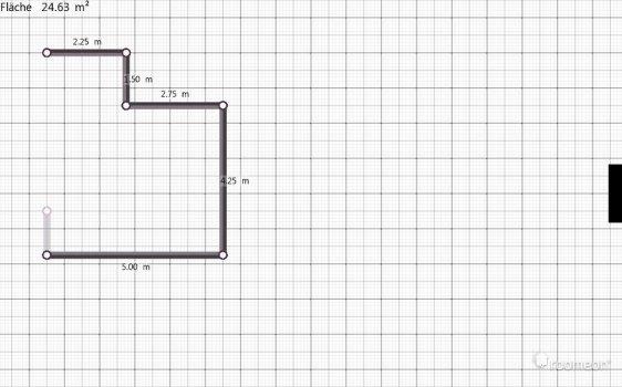 Raumgestaltung mane in der Kategorie Wohnzimmer