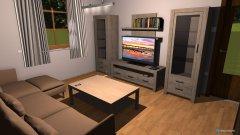 Raumgestaltung Marcus  in der Kategorie Wohnzimmer