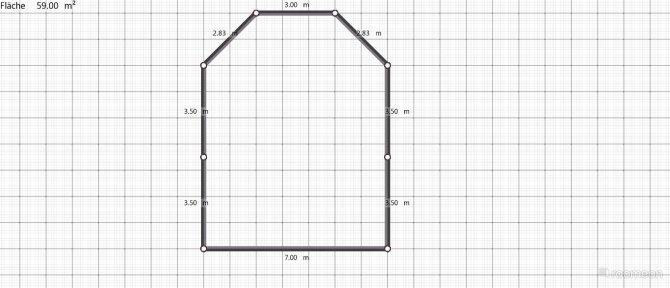 Raumgestaltung Markus3 in der Kategorie Wohnzimmer