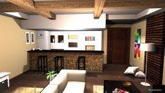 Raumgestaltung Marwa Living in der Kategorie Wohnzimmer