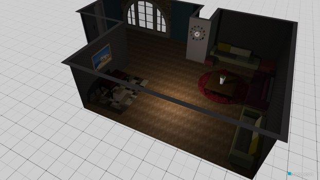 Raumgestaltung marwa in der Kategorie Wohnzimmer