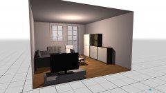 Raumgestaltung marysz in der Kategorie Wohnzimmer